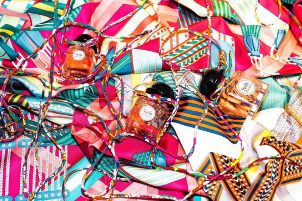 Twilly d'Hermès, le nouveau parfum féminin de la MaisonHermès
