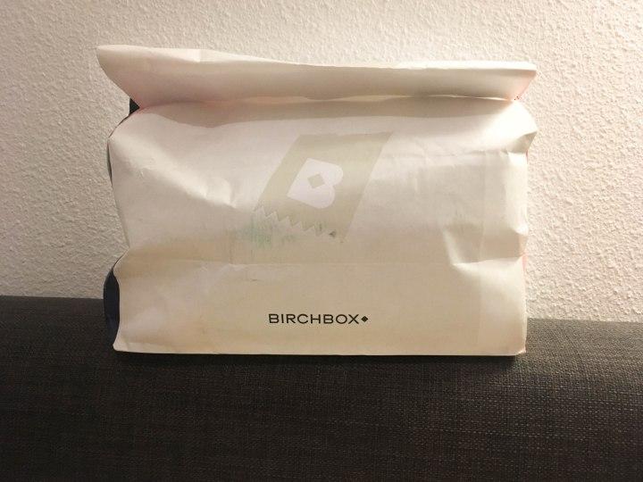 Commande de produits sur le siteBirchbox