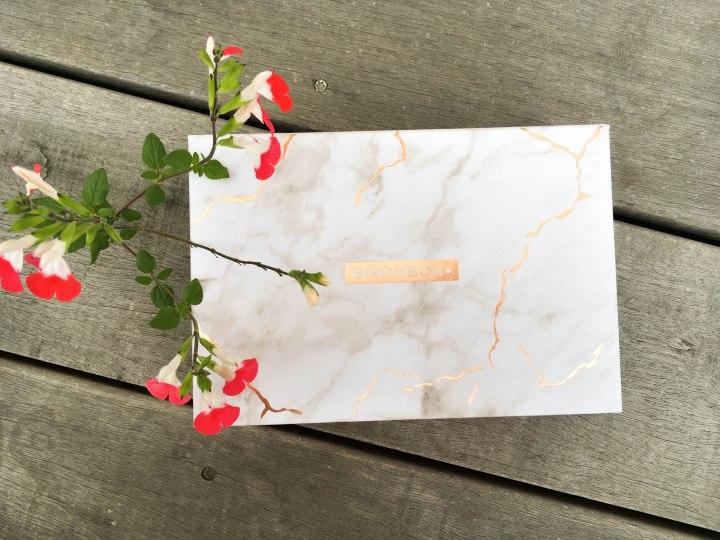 Birchbox – Box du moisd'octobre